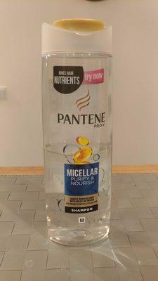Pantene PRO-V Micellar Purify & Nourish - Product - en