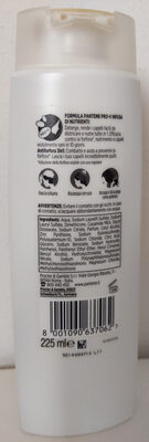 Pantene Pro-V 3 in 1 Shampoo + Balsamo + trattamento - Product - en