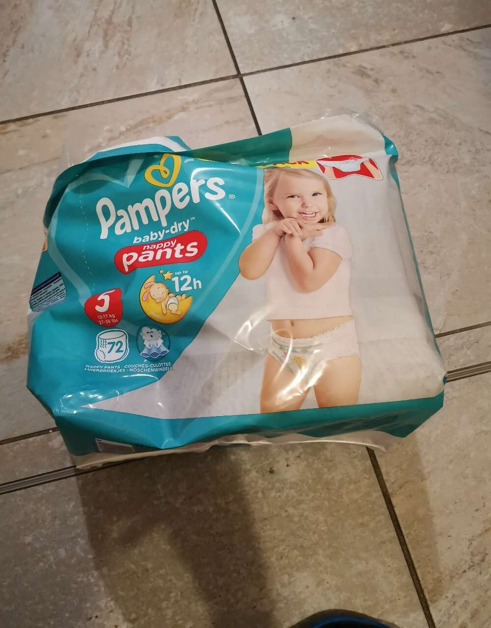 Nappy pants - Product