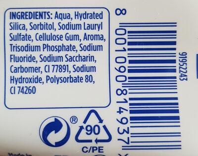 Kräuter Clean - Ingredients
