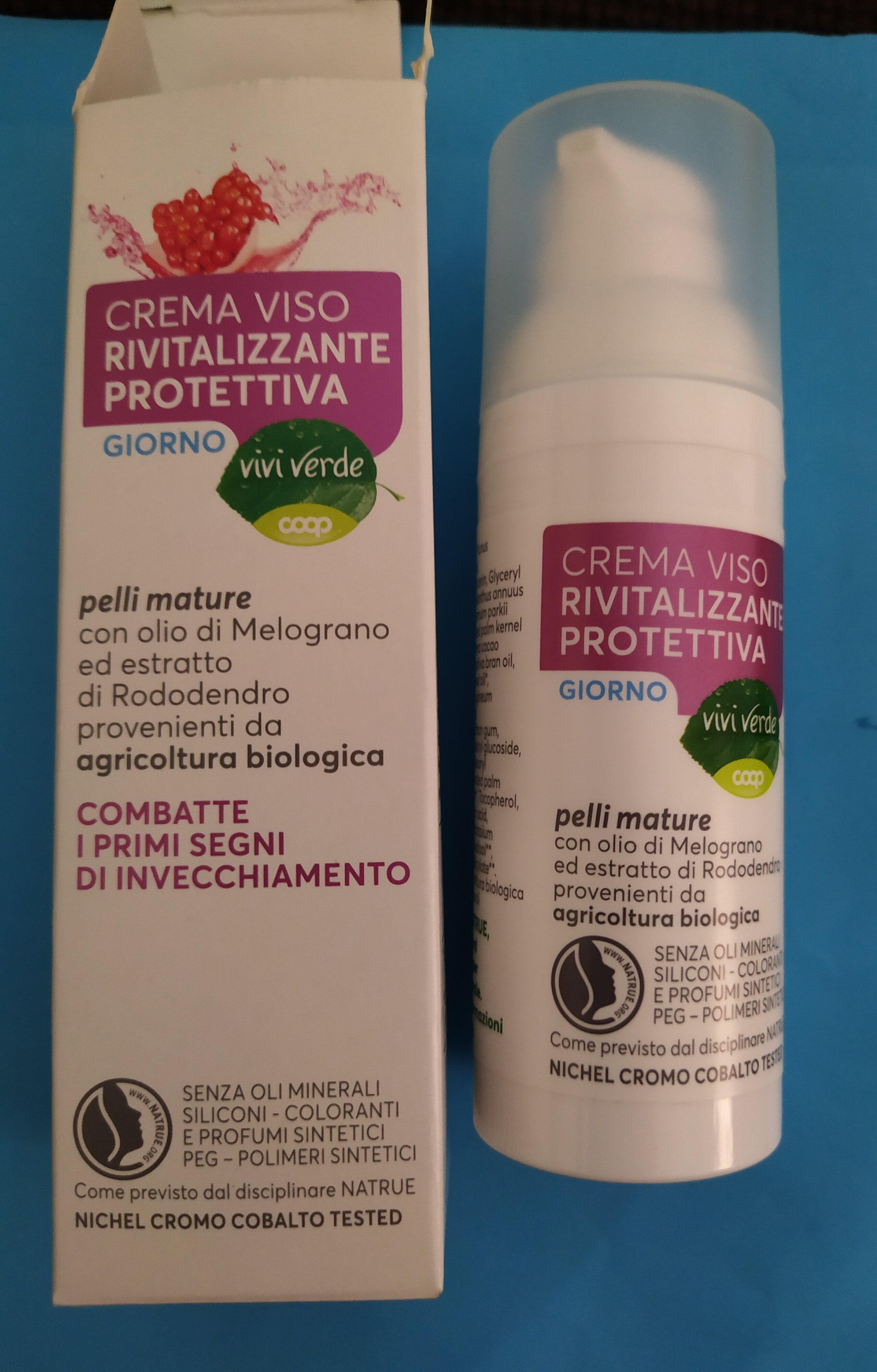 crema viso rivitalizzante protettiva giorno - Product - it