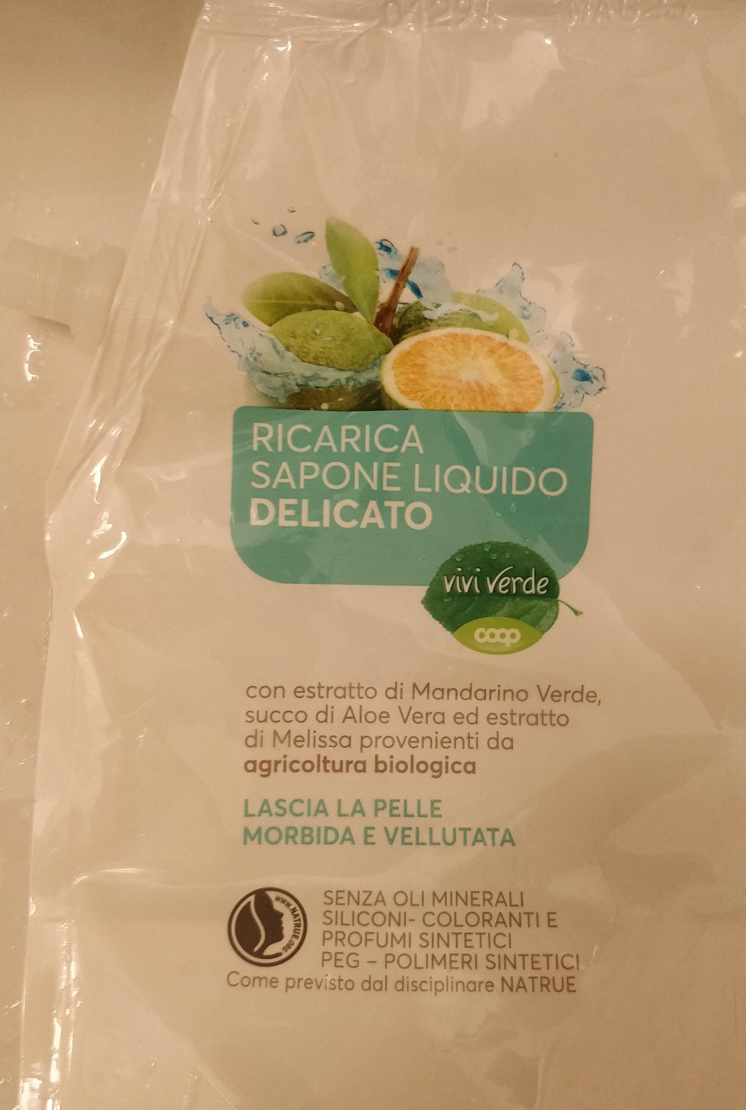Ricarica sapone liquido delicato - Produit - it