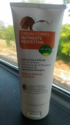 Crema corpo nutriente protettiva - Product