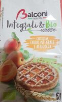 Crostatina Albicocca - Produit - it