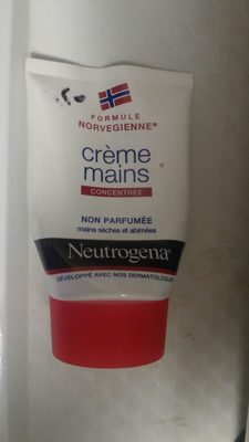 Neutrogena crème mains non parfumée - Produit - fr