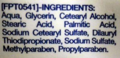 Neutrogena crème mains non parfumée - Ingredients - en