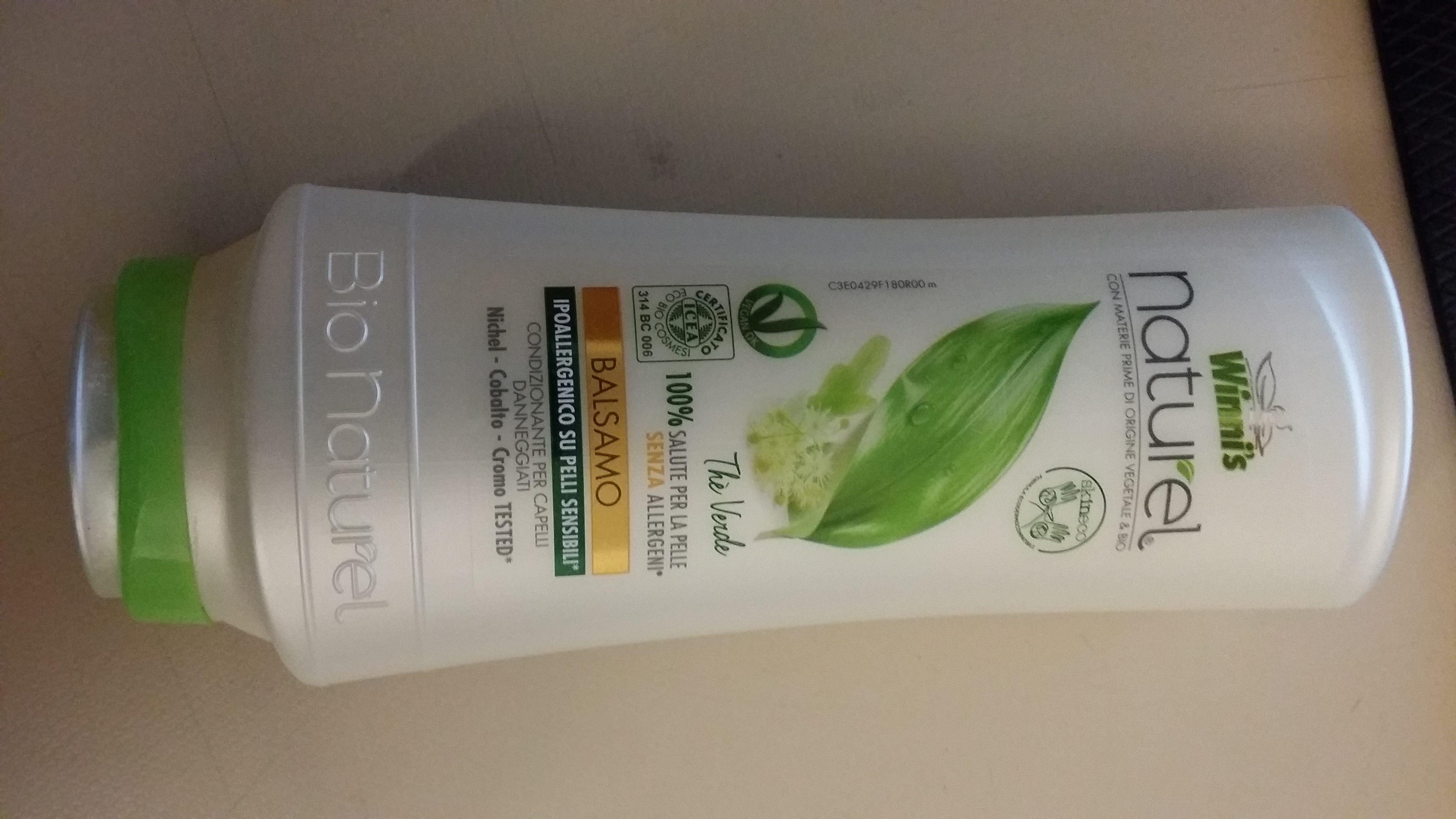 winni's naturel balsamo - Product - it