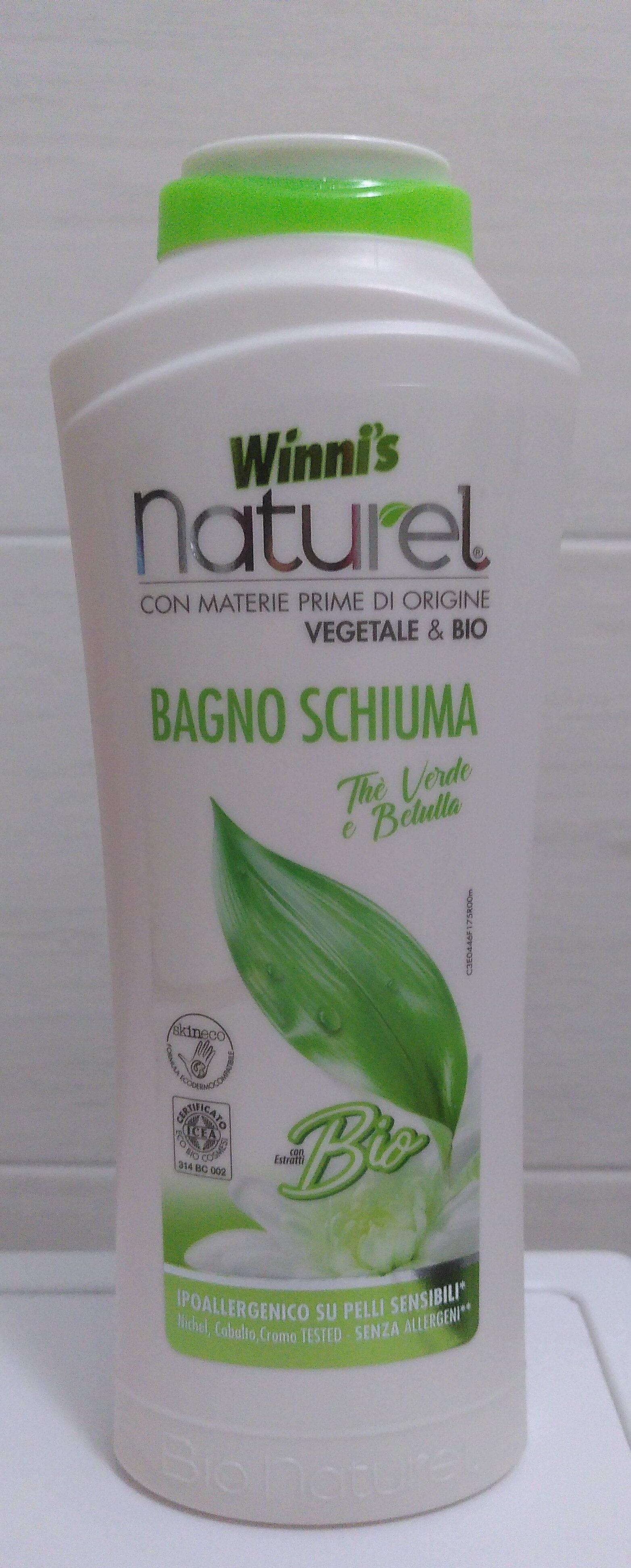 Bagno Schiuma Thè Verde e Betulla - Product - it