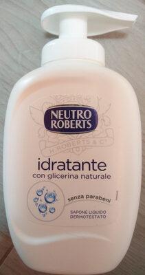 idratante con glicerina naturale - Product - en