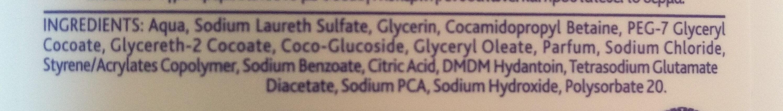 idratante con glicerina naturale - Ingredients - it