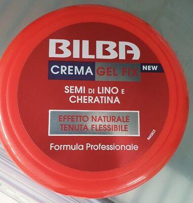 Crema gelato fix semi di lino e cheratina - Product - xx