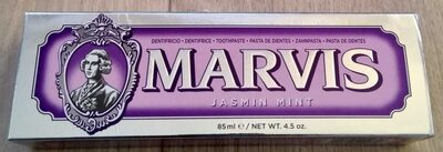 Dentifrice Jasmin Mint - Product - fr