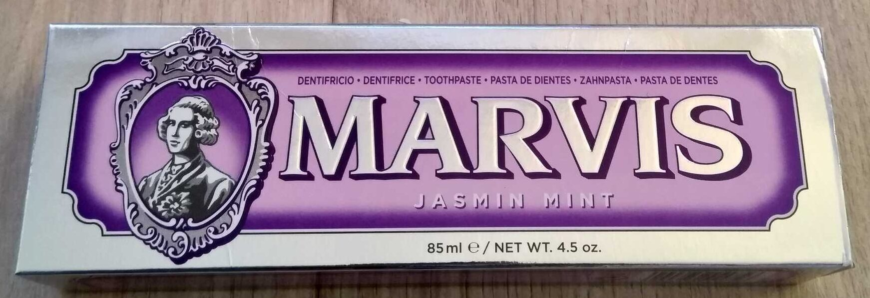 Dentifrice Jasmin Mint - Product - fr