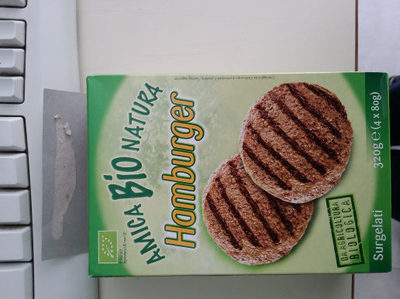 Amica Bio Natura Hamburger - Product