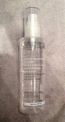 Dermolab Acqua Struccante Express - Product - fr