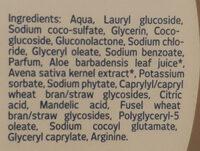 sapone liquido delicato - Ingredients - it
