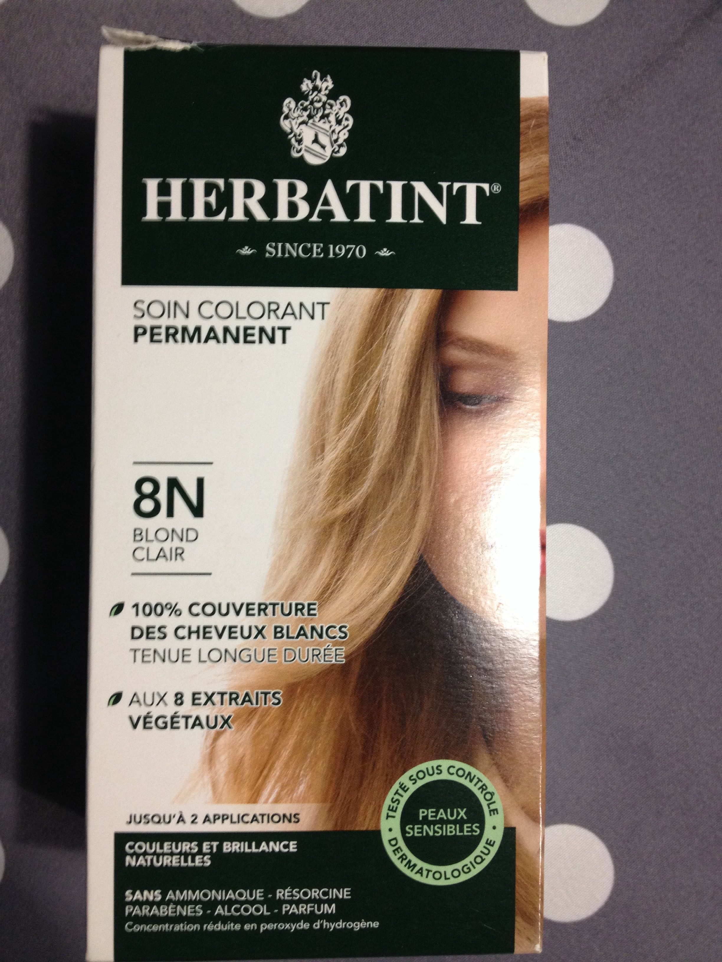 Herbatint - Product - fr