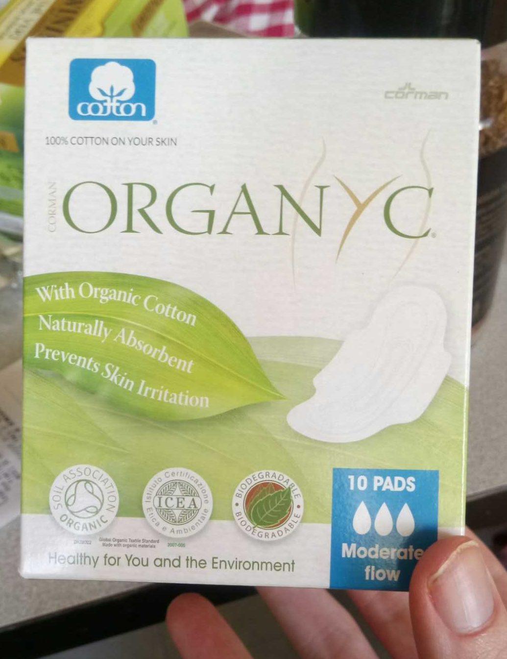 Serviettes hygiéniques - Product - fr