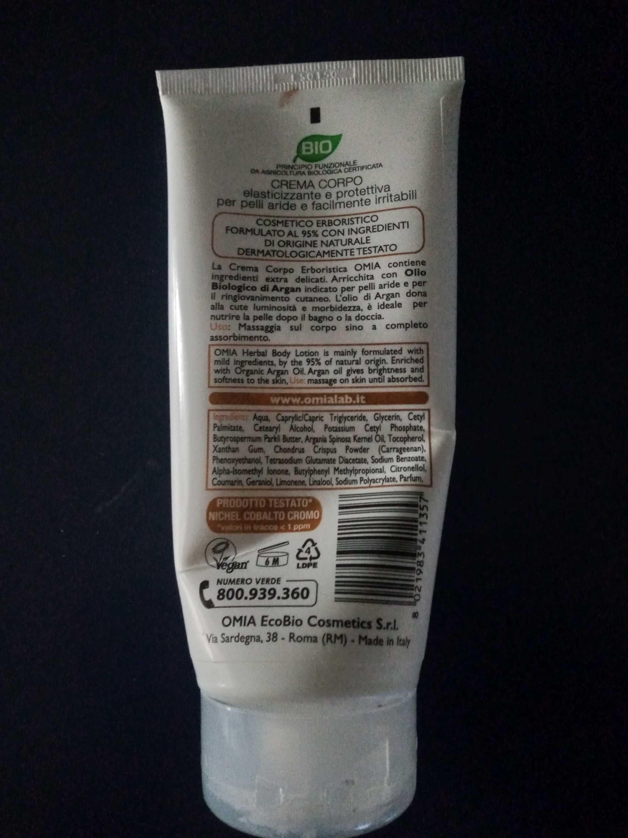 Crema Corpo erboristica - Product - it