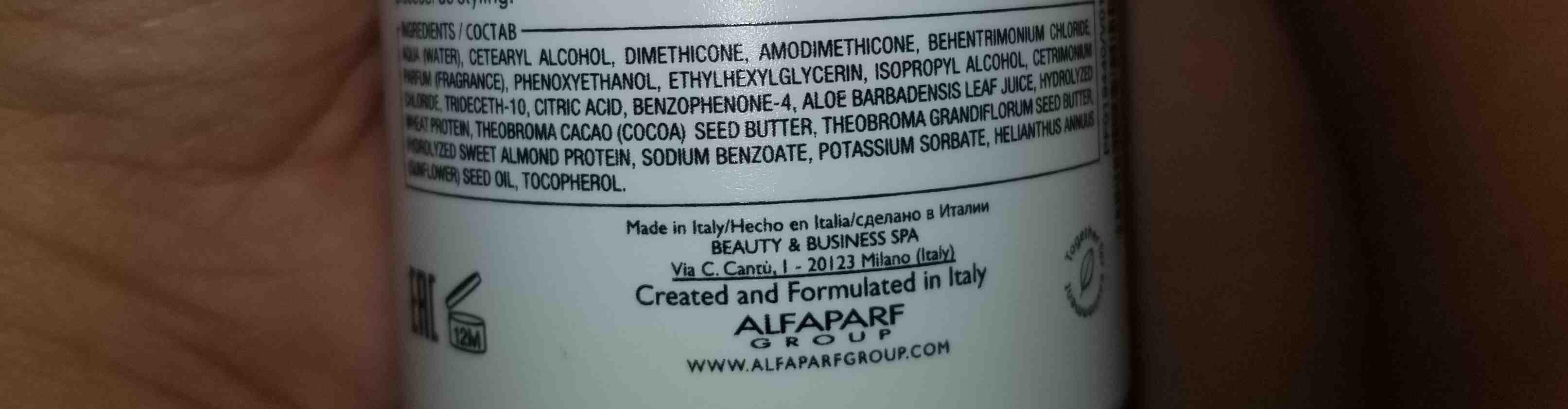 yellow - Ingredients - en