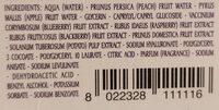 Acqua micellare addolcente, i colori dell'orto - Ingredients - it