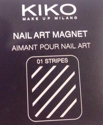 Aimant pour nail art 01 stripes - Produit - fr