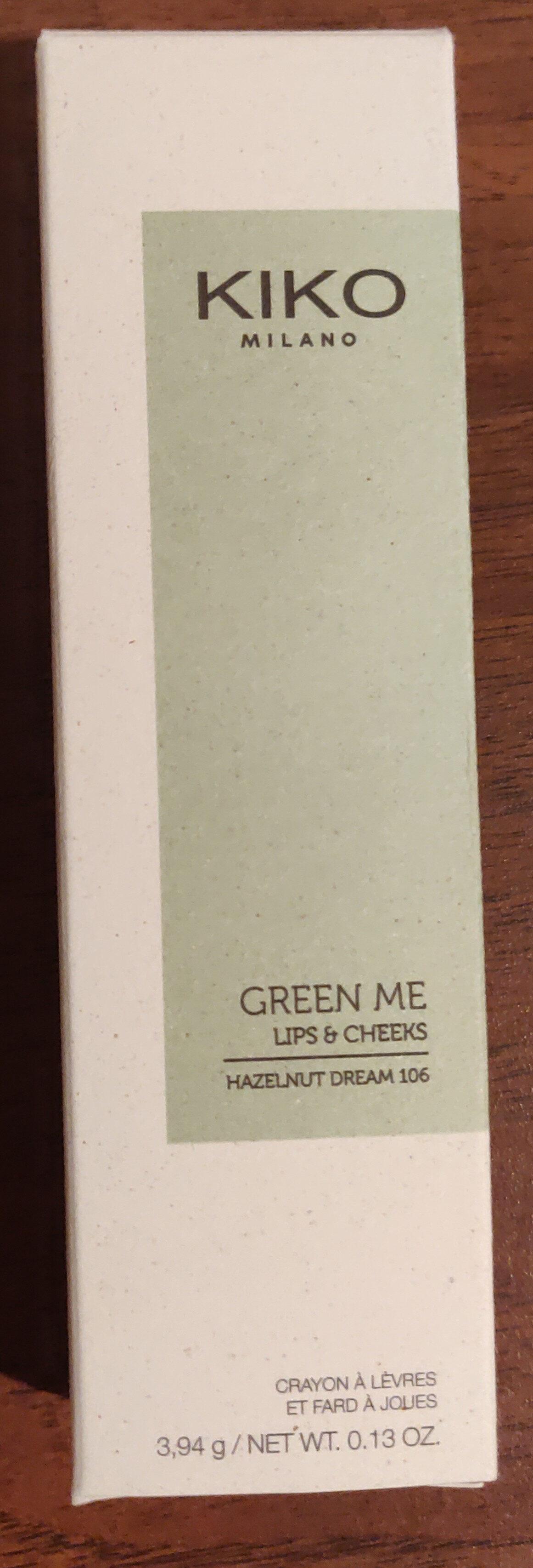 green me lips & cheeks 106 - Product - it