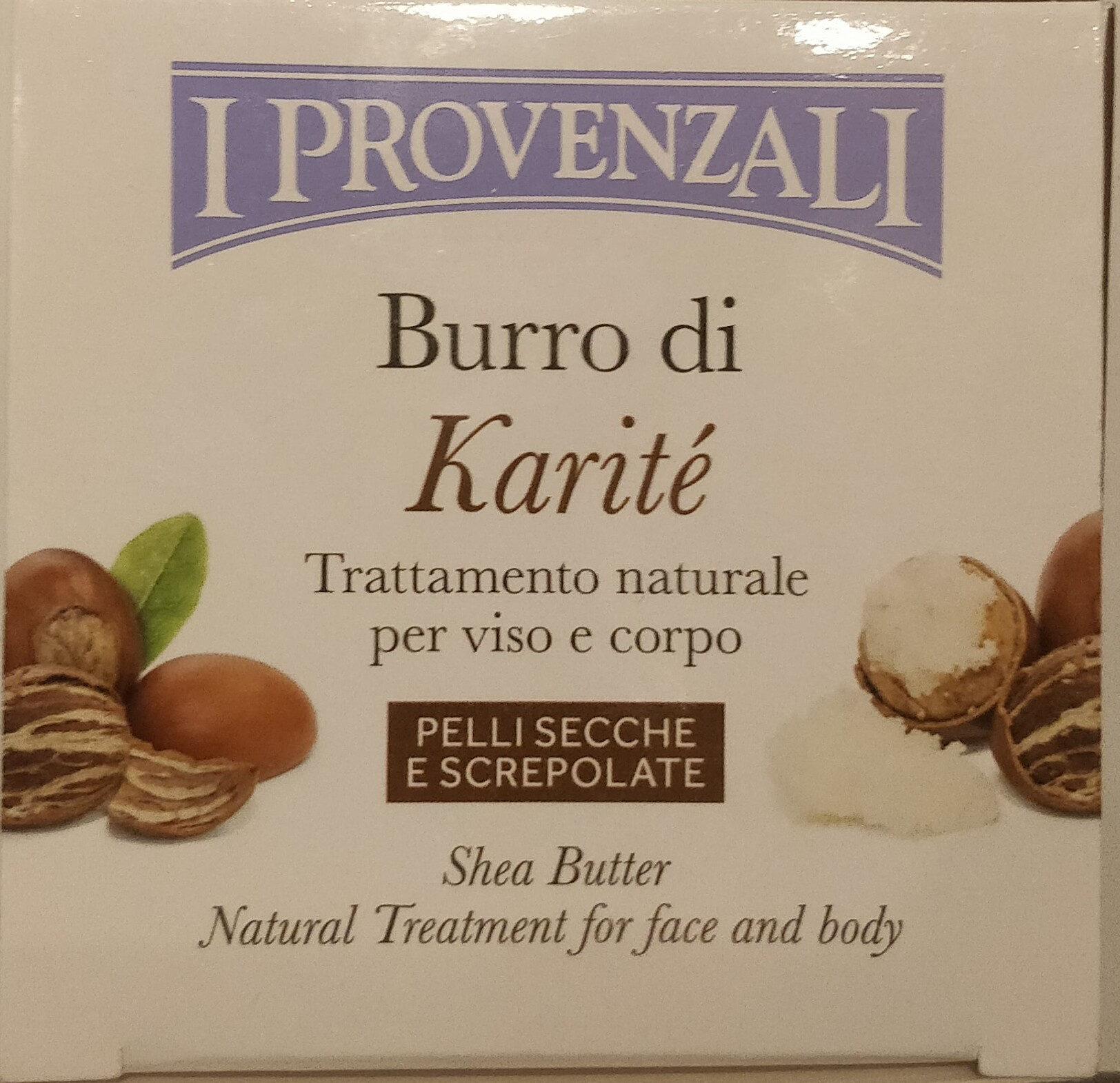Burro di karité - Product - it