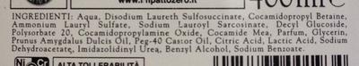 Bagno schiuma erboristico - Ingredients - it