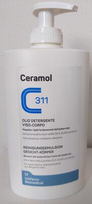 Ceramol C 311 olio detergente viso-corpo - Produit - it