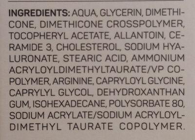 Ceramol gel viso - Ingredients - it