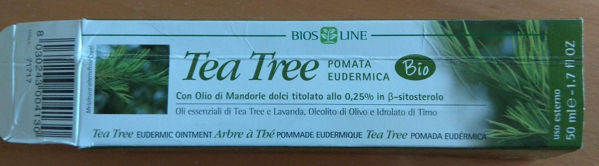 Tea Tree pomata eudermica - Product - it