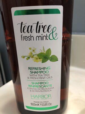 Tea tree & fresh mint - Product