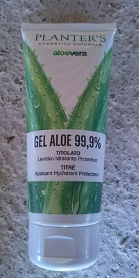 Aloe Vera Gel Aloe Vera Pur 99,9% - Product - fr