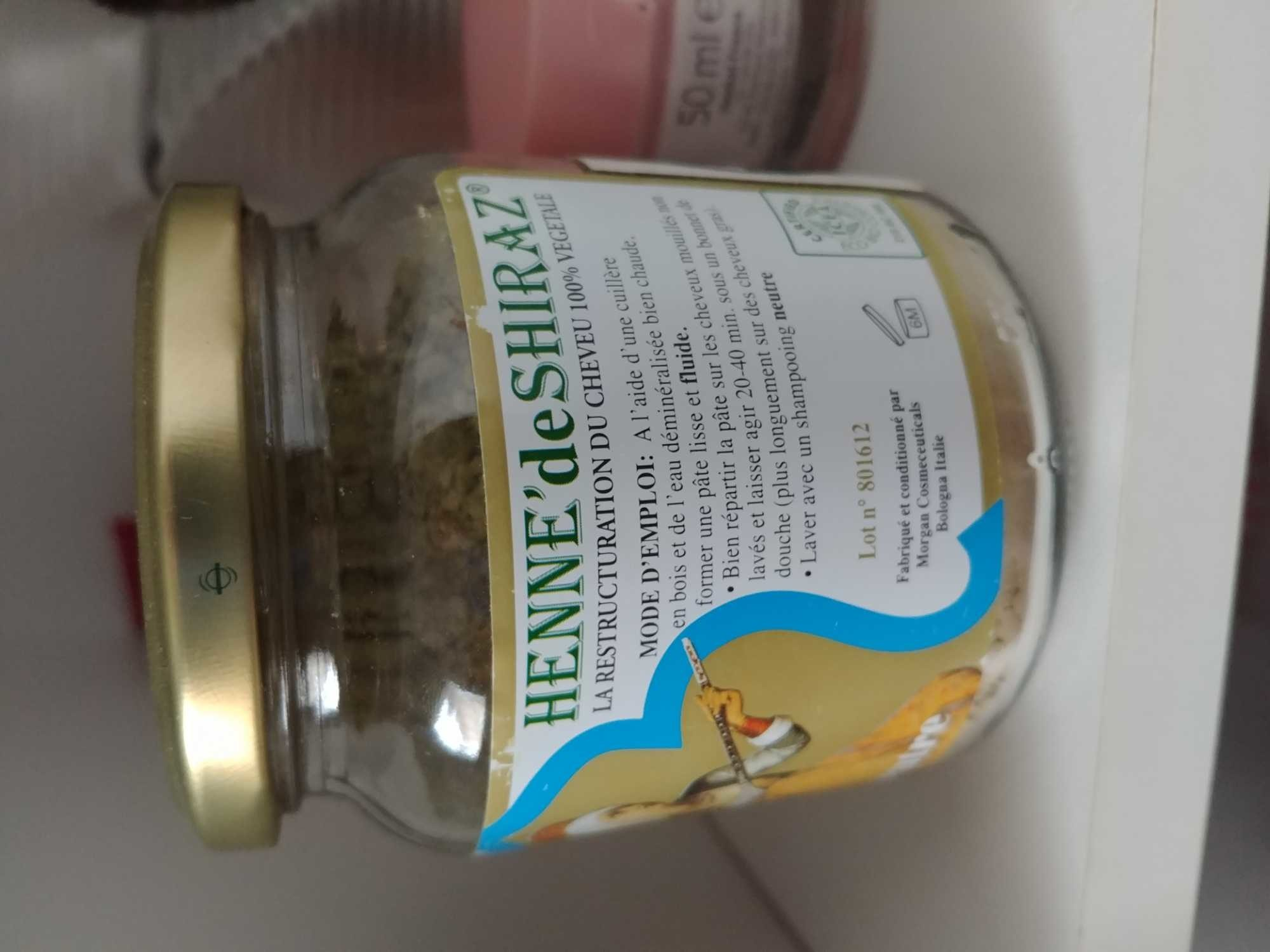 Henne'de shiraz - Product - fr