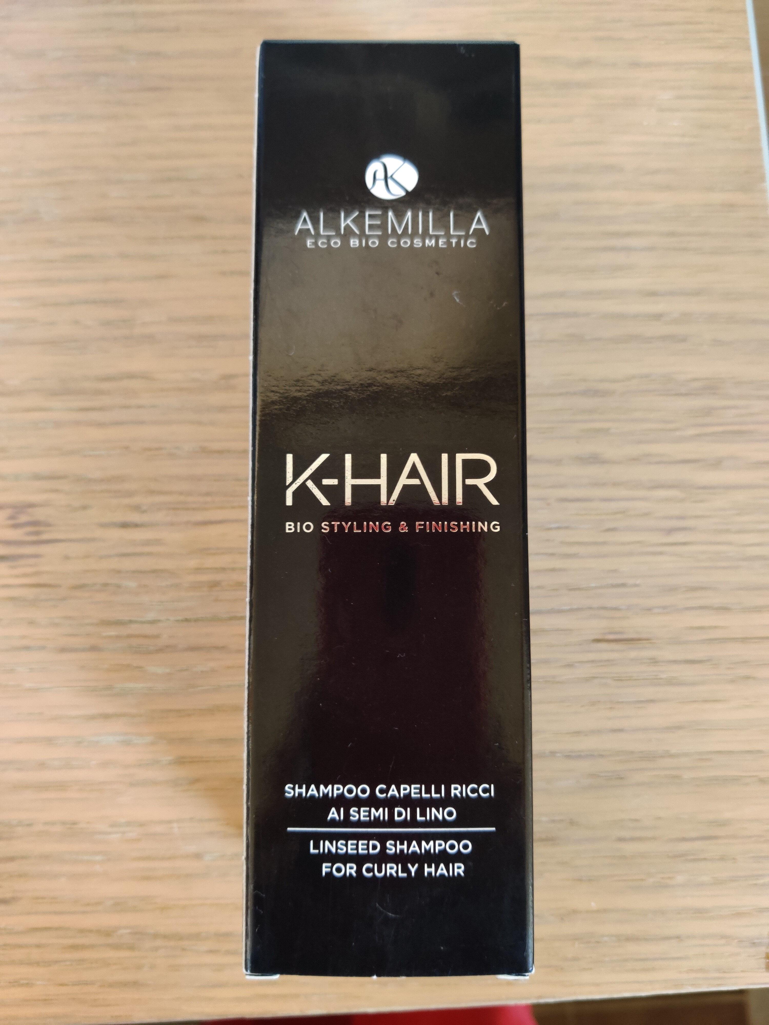 shampoo capelli ricci - Product