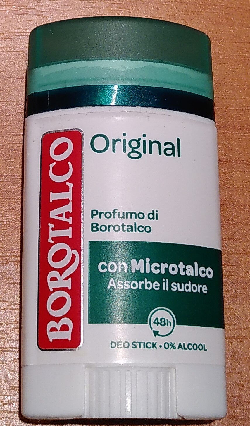 BoroTalco original - Produit - fr