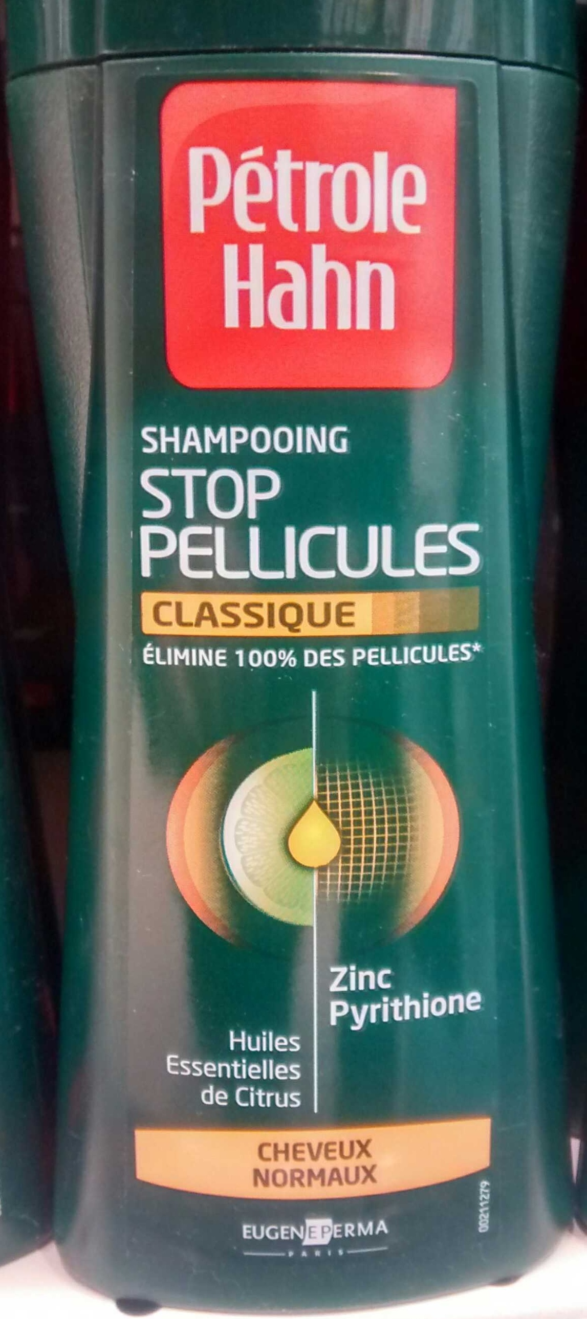 Shampooing stop pellicules classique, cheveux normaux - Product