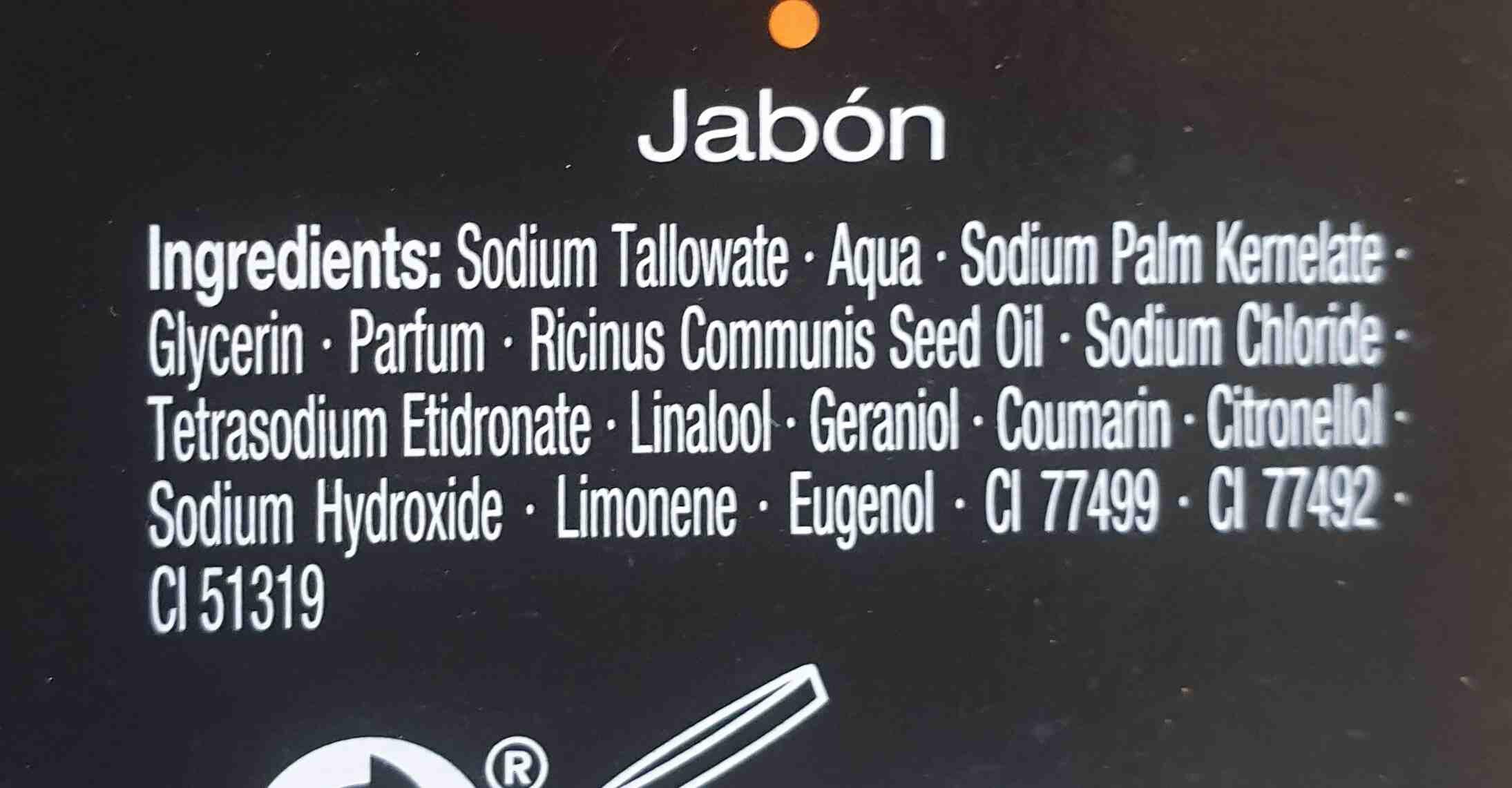 Magno Classic - Ingredients - en