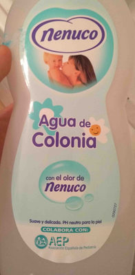colonia Nenuco - Product
