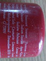 jabon de afeitar - Ingredients - fr
