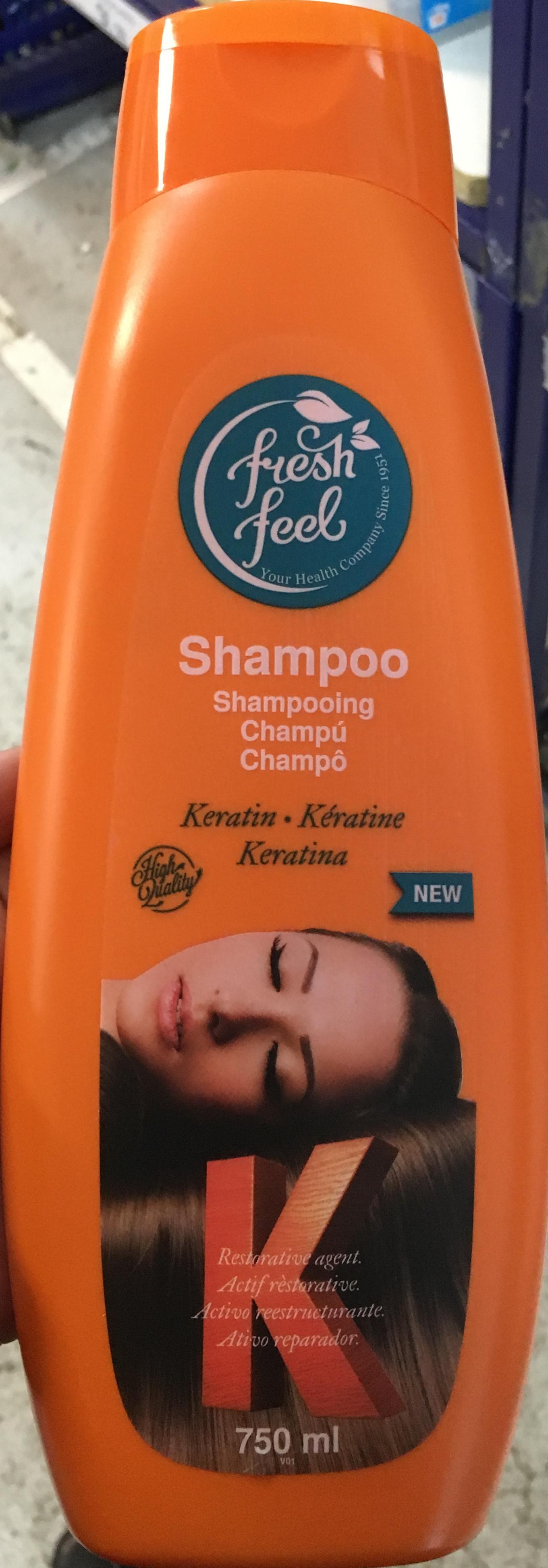 Shampooing Kératine - Product - fr