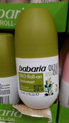 babaria - Ingredients - en