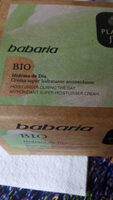 babaria Bio - Ingredients - en