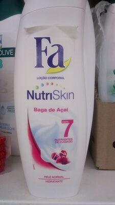 LAIT CORPOREL NUTRISKIN - Product