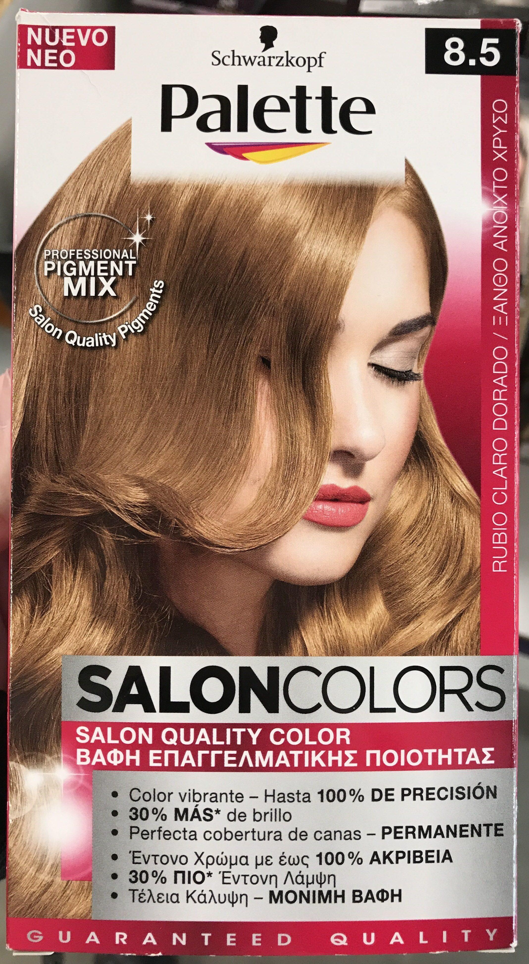Palette Salon Colors 8.5 - Produit
