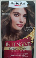 Palette intensive creme color 6.1 - Product - en
