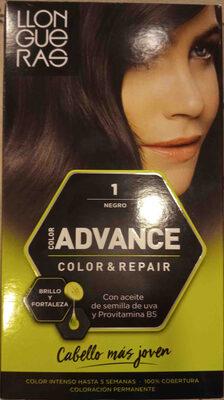tinte negro llongueras - Product - en