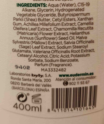 eudermin - Ingredients - en