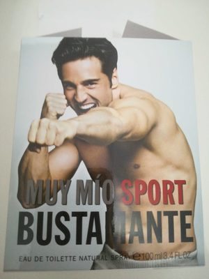 Muy Mio Sport Bustamante - Product